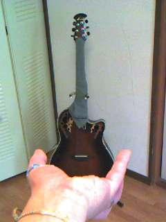 ギターに触れる喜び♪